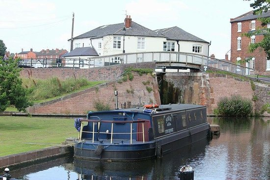 Stourport on Severn, UK: The Wharf