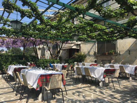 Trattoria al laghett milano ristorante recensioni - Trattoria con giardino milano ...