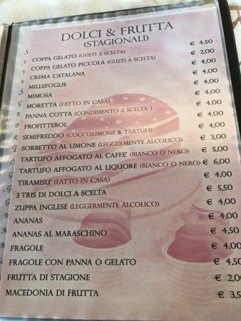 Ristorante La Vela: Ottimo ristorante, in cui si può mangiare qualsiasi cosa e rimanere sempre soddisfatti!