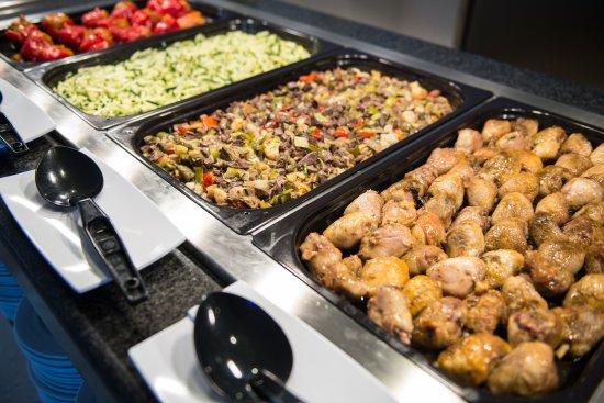 Sol Palmanova All Inclusive: Bufet/Restaurante