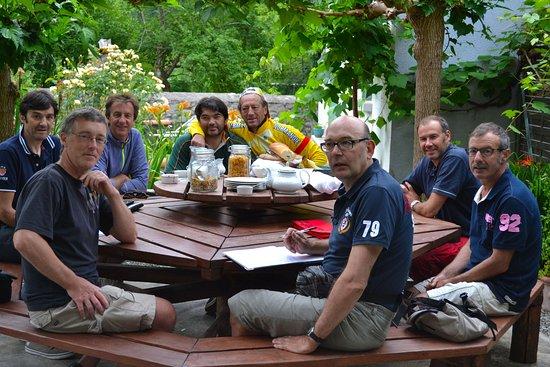 Biert, Francia: the boys
