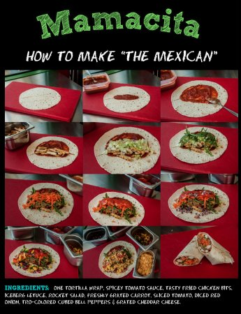 Mamacita: The Mexican Wrap