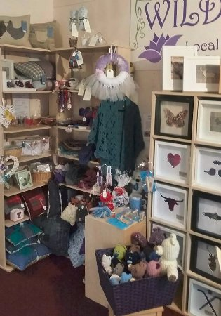 Newtonmore, UK: Local Arts and Crafts