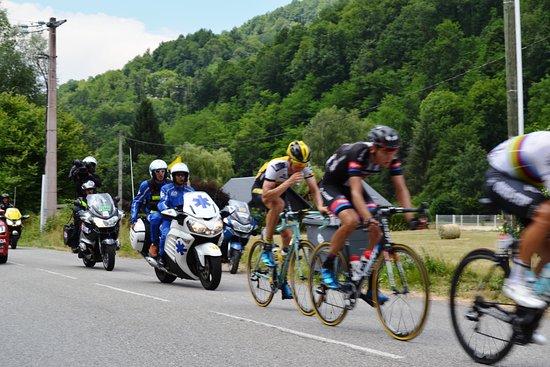 Biert, Francia: Tour de France