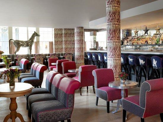 Interior - Picture of Brumus Bar & Restaurant, London - Tripadvisor