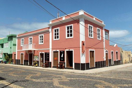 Ponta Do Sol, الرأس الأخضر: Vue principale du restaurant - 2016