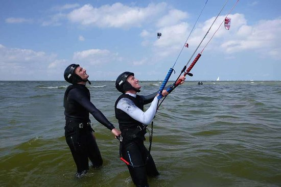 Kitesurfschool Freeriderz