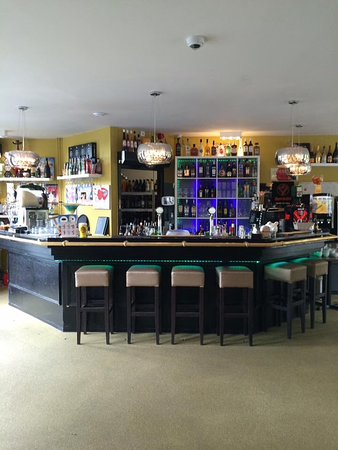 Aardenburg, Ολλανδία: Bar