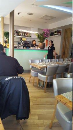 Un bon restaurant asiatique