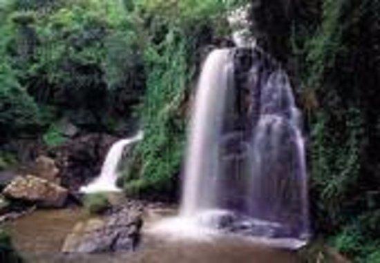 Sabie, Sør-Afrika: Horse shoe falls