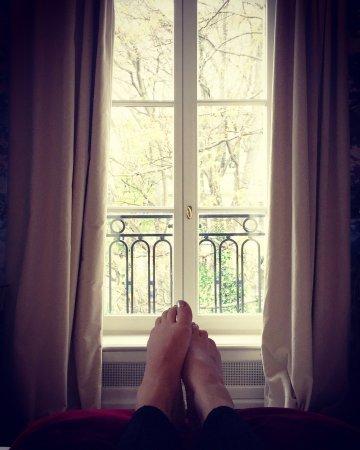 Foto de Hotel Particulier Montmartre
