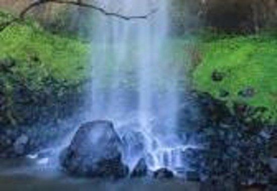 Sabie, Sør-Afrika: Bridal Veil falls