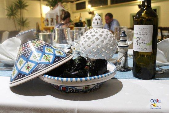 Ristorante Costa House: secondi piatti dello chef Rosaria Di Maggio