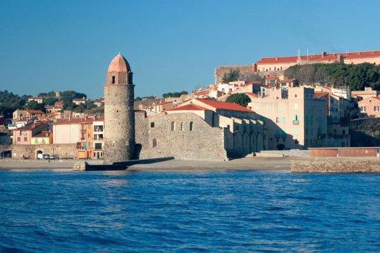 Saint-Cyprien, France: Collioure, joyau de la côte Catalane
