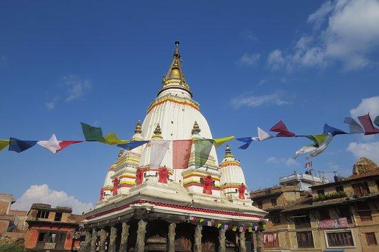 Kathmandu Valley, Nepal: Bungmati , Rato Macchindra Nath Temple