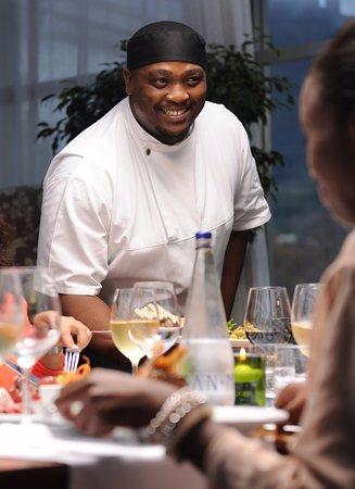 Claremont, Sydafrika: Square Restaurant