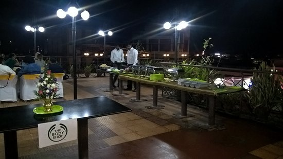 Hotel Supreme Madurai Restaurant
