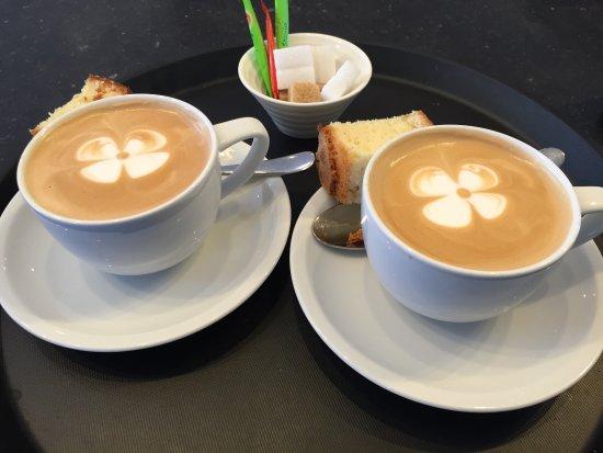 Turnhout, Belgium: Cappuccino