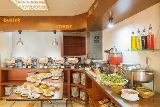 Restaurante LP Columbus : Almuerzo Buffet