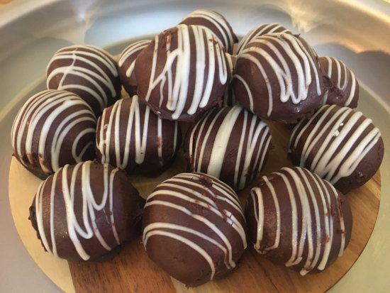 Durbanville, South Africa: Lindt OreoTruffle