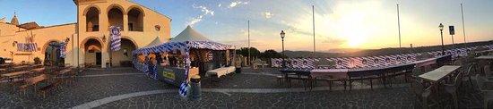 Villamagna, Itália: Birramagna panoramica