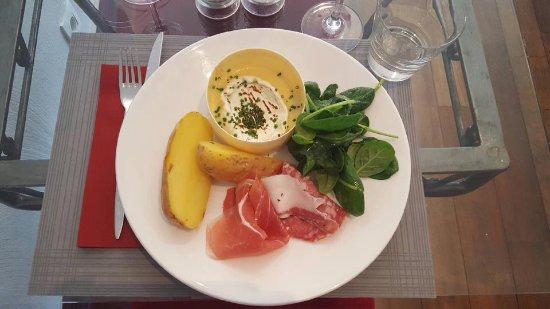 Bernin, France: Quelques photos des plats que nous servons...