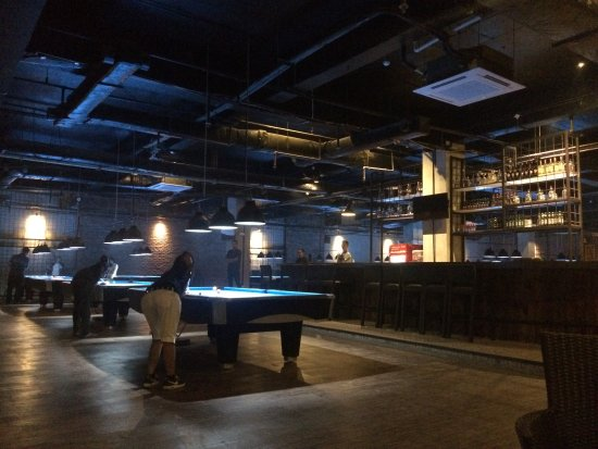 Fun Play Picture Of Masterpiece Billiard Cafe Bandung - Masterpiece pool table