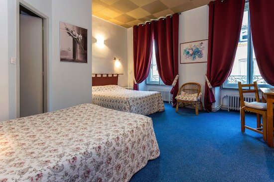 Hotel Adour: chambre TWIN