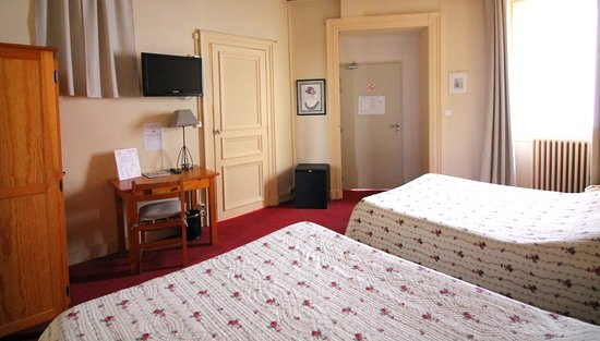 Hotel Adour: chambre triple