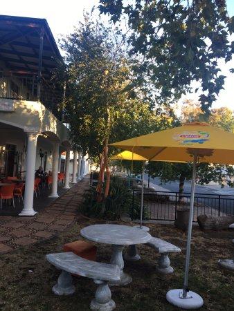 Durbanville, جنوب أفريقيا: Our Stoep