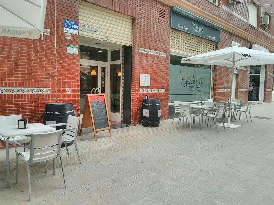 Manises, Espanha: La Ajedrea Bistro