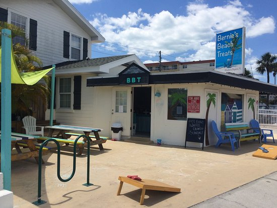 Old Town, FL: Bernie's Beach Treats