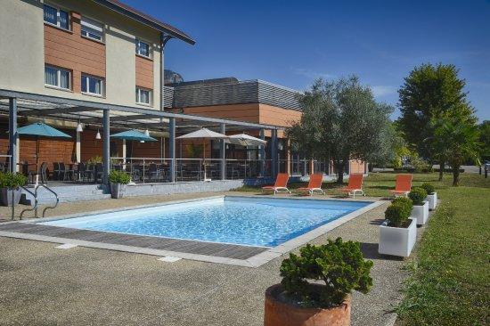 Complexe Hôtel Restaurant Congrès à Bernin (38) où se trouve notre Restaurant Les Cloyères