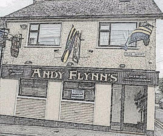 Нена, Ирландия: Andy's Outside