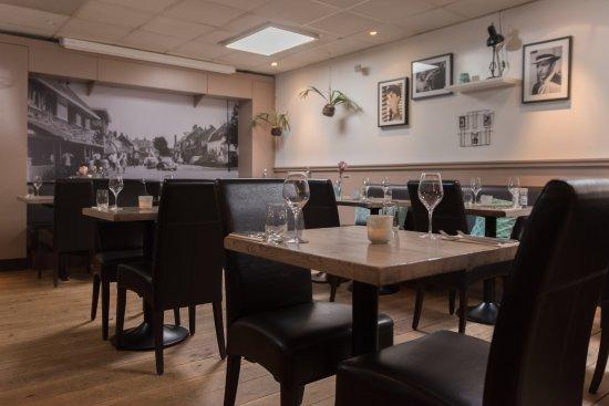 Bunnik, Ολλανδία: Eetcafe de Bank&Co