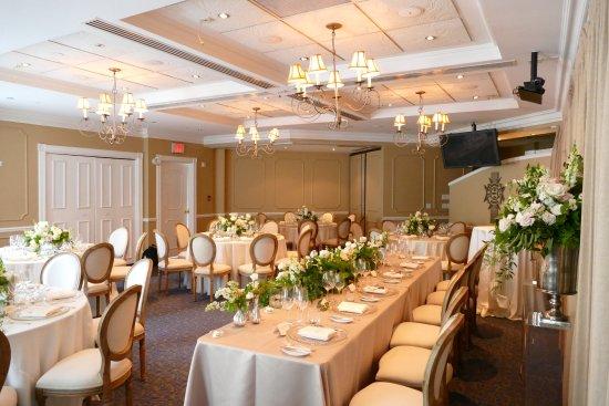 Signatures Restaurant Wedding Venue At