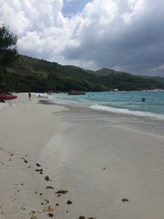 Praslin Island, Seychellerne: Anse Lazio, Praslin