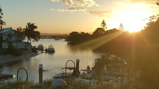 Sofitel Noosa Pacific Resort : View from the Terrace