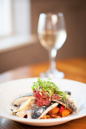 Seaview, UK: Chef's Specials