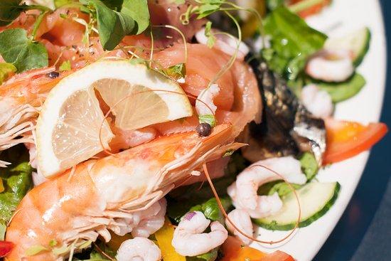 Seaview, UK: Seafood Platter