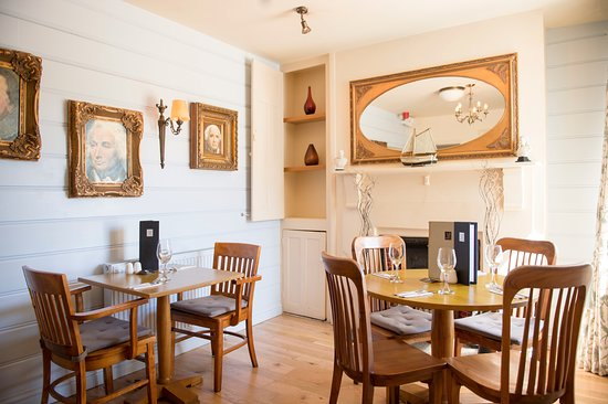 Seaview, UK: Dining area