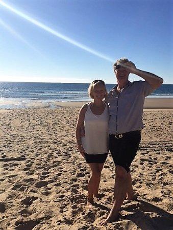 Burnie, Australië: Jaci & Colin proprietors