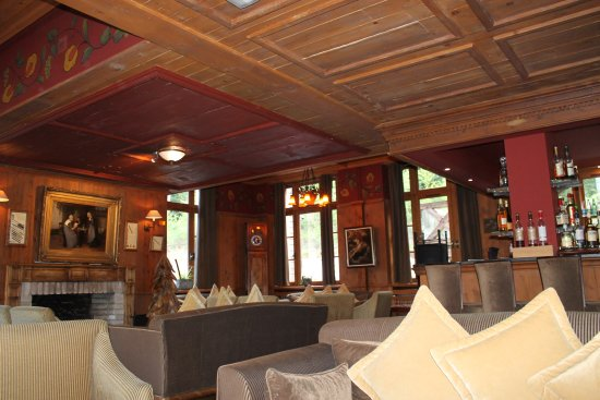 Jungholtz, France : lounge bar