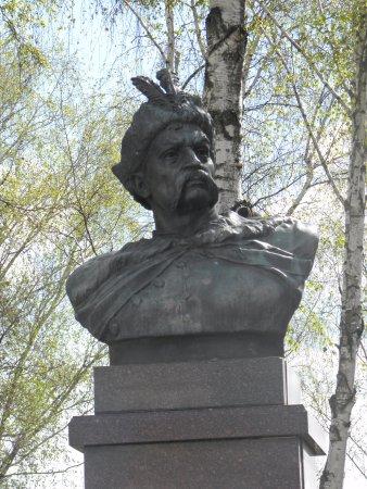 Nizhyn, Ουκρανία: Bogdan Khmelnistkiy Monumen