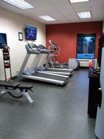 Hampton Inn & Suites Nashville - Vanderbilt - Elliston Place: Gym