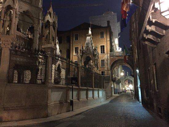 Photo of Historic Site Arche Scaligere at Via Santa Maria In Chavica, Verona, Italy