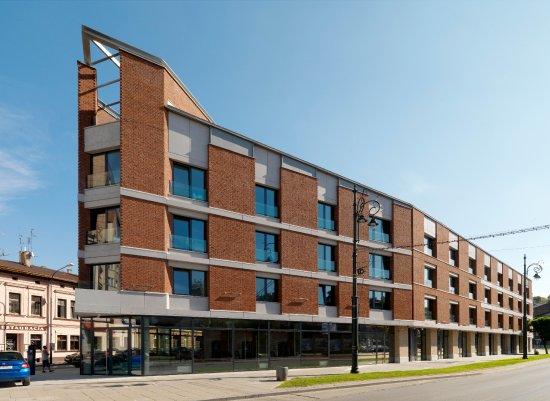 Aparthotel lwowska 1 hotel cracovie pologne voir les for Appart hotel 86