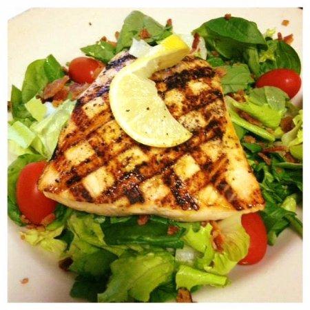 Salisbury, MD: Salmon BLT Salad
