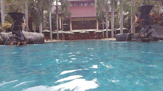 Novotel Surabaya Hotel and Suites: Lekker afkoelen