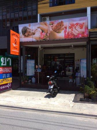 Chalong, Tailandia: Front entrance